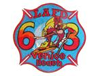 LAFD Venice Beach 63's Patch