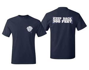 Keep Back 300 Feet LAFD T-Shirt