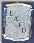 LAFD Uniform Belt Buckle