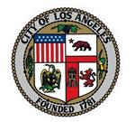 Los Angeles City Seal Decal 3 inch Diameter