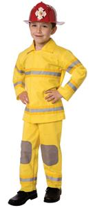 Childs Firefighter Turnouts Costume Playwear