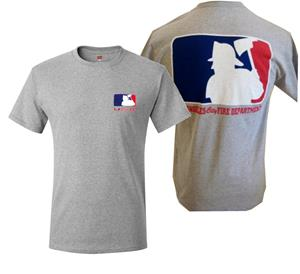 LAFD MLB Short Sleeve T-shirt
