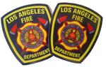 Los Angeles Fire Department Official Patch Decal